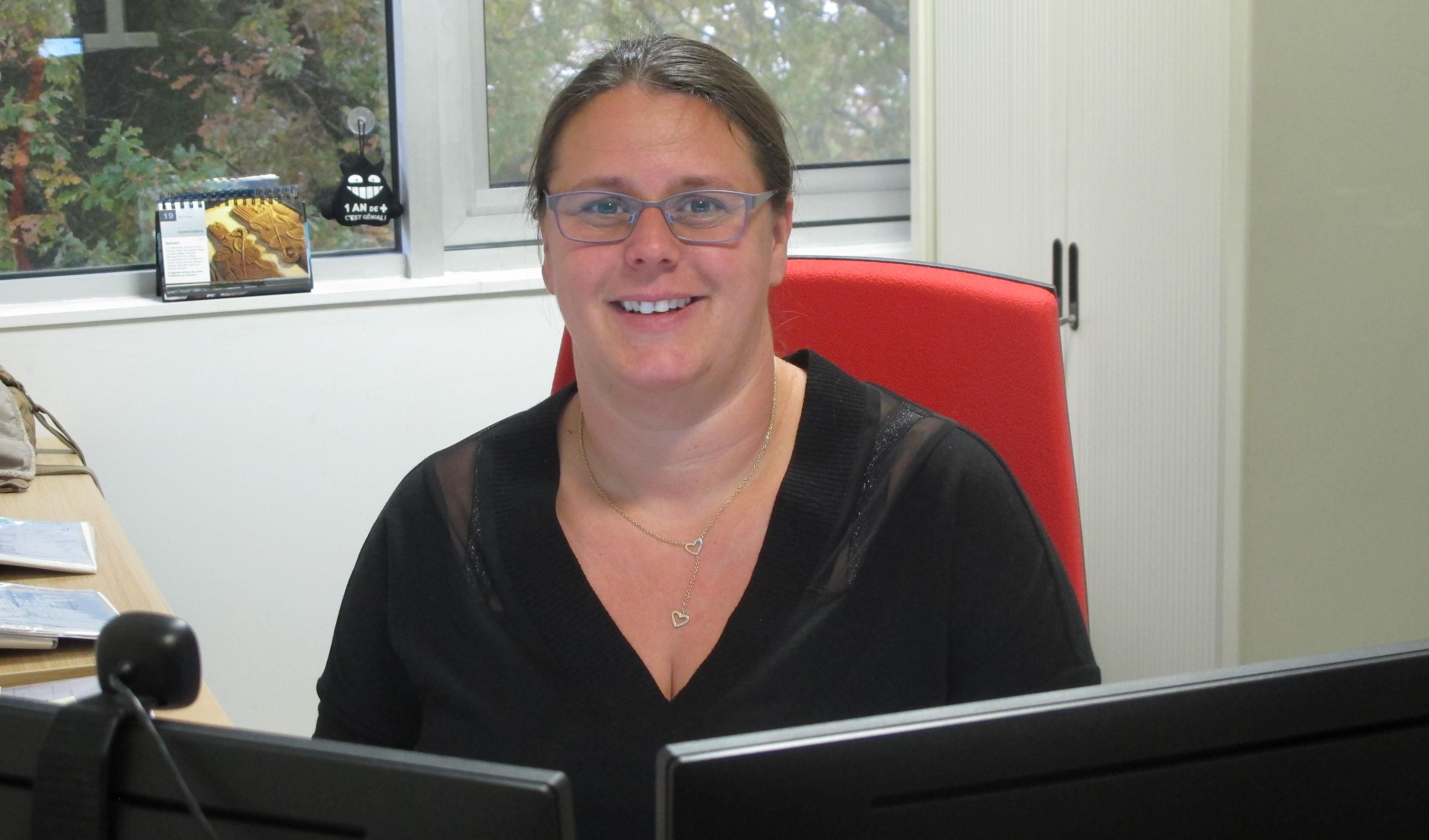 Image Interview : Cindy DESVAUX, Assistante d'Expert chez EQUAD